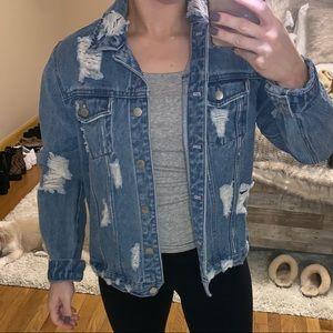 Design Lab Jean jacket